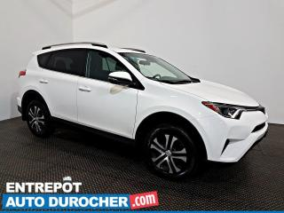 Used 2017 Toyota RAV4 LE AIR CLIMATISÉ - Caméra de Recul for sale in Laval, QC