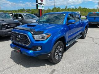 Used 2018 Toyota Tacoma 3.5L Double CAB TRD PRO 4WD 1-Owner Trade-IN!! for sale in Sudbury, ON
