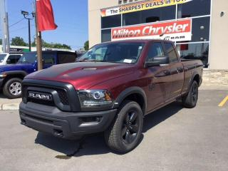 New 2020 RAM 1500 Classic Warlock for sale in Milton, ON