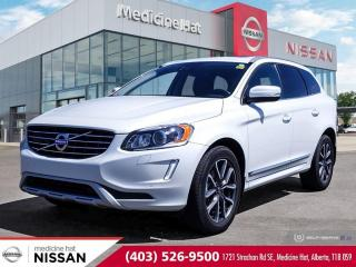 Used 2016 Volvo XC60 T5 Special Edition Premier for sale in Medicine Hat, AB