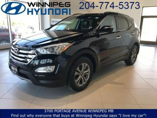 Used 2016 Hyundai Santa Fe Sport Luxury for sale in Winnipeg, MB