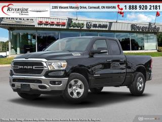 New 2020 RAM 1500 Big Horn for sale in Cornwall, ON
