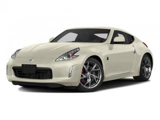 Used 2017 Nissan 370Z 2DR CPE MAN for sale in Mississauga, ON