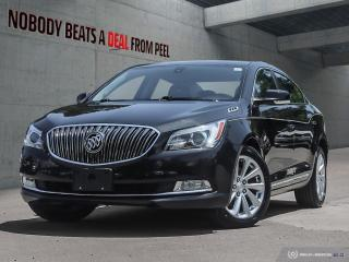 Used 2015 Buick LaCrosse 4dr Sdn Leather FWD for sale in Mississauga, ON