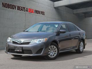 Used 2014 Toyota Camry 4dr Sdn I4 Auto LE for sale in Mississauga, ON