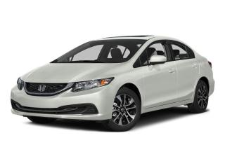 Used 2015 Honda Civic Sedan 4dr Auto EX for sale in Mississauga, ON