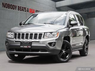 Used 2012 Jeep Compass FWD 4dr Sport for sale in Mississauga, ON