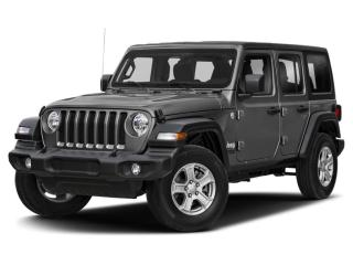 Used 2020 Jeep Wrangler Unlimited Sahara 4X4 for sale in Mississauga, ON