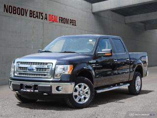 Used 2014 Ford F-150 4WD Super Crew XLT for sale in Mississauga, ON