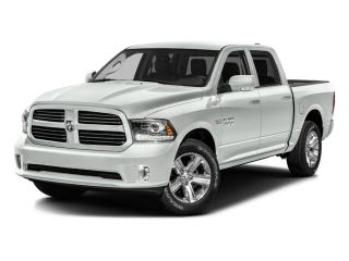 Used 2016 RAM 1500 4WD Crew Cab 140.5  Sport for sale in Mississauga, ON