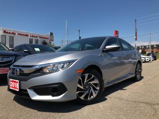 Used 2018 Honda Civic Sedan SE Air - Alloy - Rear Camera for sale in Mississauga, ON