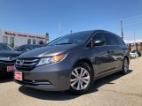 Photo of Grey 2016 Honda Odyssey