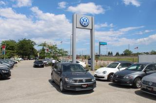 Used 2016 Volkswagen Jetta Sedan 1.8L TSI Highline for sale in Whitby, ON
