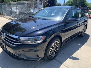 Used 2019 Volkswagen Jetta Highline auto for sale in Hamilton, ON