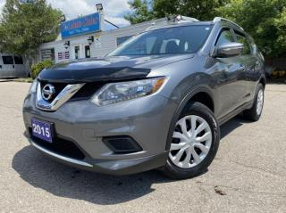 Used 2015 Nissan Rogue AWD 4dr ACCIDENT FREE ONTARIO, BACK UP CAM for sale in Brampton, ON