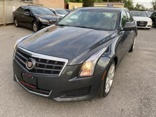 Used 2014 Cadillac ATS 4dr Sdn 2.0L RWD for sale in Scarborough, ON