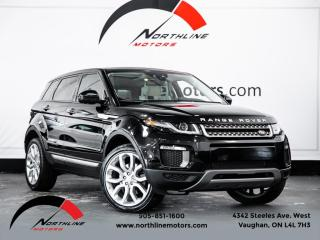 Used 2017 Land Rover Evoque HSE|Navigation|Pano Roof|Camera|Heated Leather for sale in Vaughan, ON