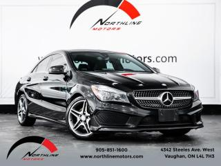 Used 2016 Mercedes-Benz CLA-Class CLA250 4MATIC|AMG Sport|Navigation|Blindspot|Camera for sale in Vaughan, ON