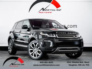 Used 2016 Land Rover Evoque HSE|Navigation|Pano Roof|Massage Seats|Camera for sale in Vaughan, ON