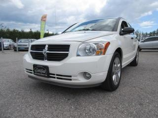 Used 2008 Dodge Caliber SXT / ONE OWNER for sale in Newmarket, ON