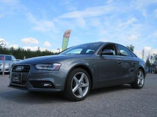 Used 2014 Audi A4 PREMIUM PLUS for sale in Newmarket, ON