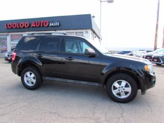 Used 2012 Ford Escape XLT FWD BLUETOOTH 3.0L CERTIFIED 2 YR WARRANTY for sale in Milton, ON
