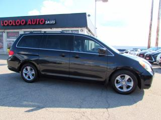 Used 2008 Honda Odyssey Touring Navi Camera DVD PW Sliding Door Certified for sale in Milton, ON
