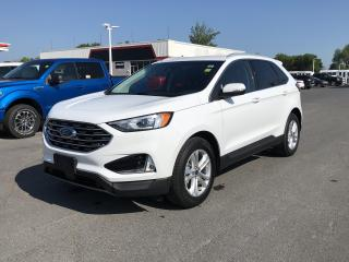 New 2020 Ford Edge SEL FWD for sale in Kingston, ON