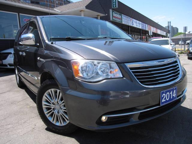 2014 Chrysler Town & Country Touring 30th anniversary, Navi, Leather, Duel D.V.D, Pwr Doors