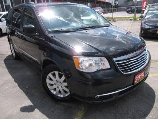 Used 2015 Chrysler Town & Country Touring, Pwr Sliding Doors, Duel D.V.D/T.V for sale in Scarborough, ON