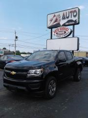 Used 2017 Chevrolet Colorado 4WD for sale in Windsor, ON