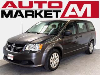 Used 2017 Dodge Grand Caravan SE CERTIFIED, ACCIDENT FREE, WE APPROVE ALL CREDIT for sale in Guelph, ON