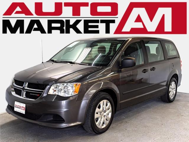 2017 Dodge Grand Caravan SE CERTIFIED, ACCIDENT FREE, WE APPROVE ALL CREDIT