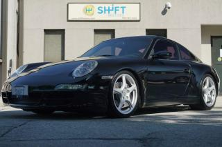 Used 2006 Porsche 911 CARRERA STUNNING, TASTEFULLY EQUIPPED, BORLA EXHAUST for sale in Burlington, ON