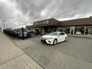 Used 2019 Toyota Camry SE WITH AUTONOMOUS BRAKING for sale in Langley, BC