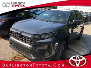 New 2020 Toyota RAV4 AWD LE for sale in Burlington, ON