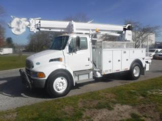 Used 2009 Sterling Acterra Pole Clamp Boom Diesel With  Air Brakes for sale in Burnaby, BC