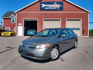 Used 2008 Honda Civic DX-G DX-G Cruise Control. AC. for sale in Dunnville, ON