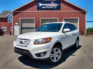 Used 2011 Hyundai Santa Fe GL Sport B-tooth! AWD! Heated seats! Moonroof! SXM! for sale in Dunnville, ON