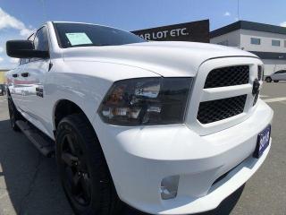 Used 2018 RAM 1500 ST QUAD CAB 4X4 for sale in Sudbury, ON
