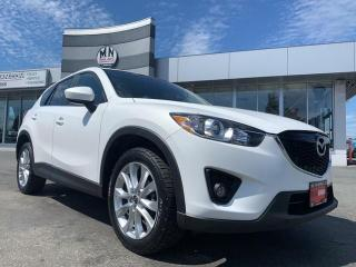 Used 2015 Mazda CX-5 GT AWD LEATHER SUNROOF REAR CAMERA 99KM for sale in Langley, BC