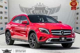 Used 2016 Mercedes-Benz GLA GLA 250, NO ACCIDENT, AWD, NAVI, REAR CAM, B.SPOT for sale in Toronto, ON