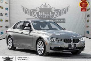 Used 2016 BMW 3 Series 328i xDrive, AWD, NAVI, REAR CAM, SENSORS, SUNROOF for sale in Toronto, ON