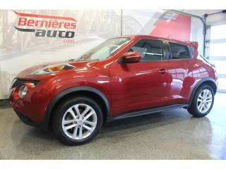 Used 2016 Nissan Juke SV AWD for sale in Lévis, QC