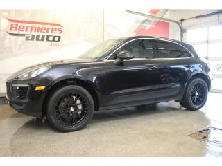 Used 2015 Porsche Macan S AWD for sale in Lévis, QC
