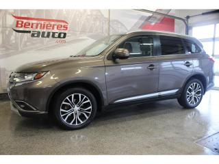 Used 2018 Mitsubishi Outlander GT V6 S-AWC 7 PLACES for sale in Lévis, QC