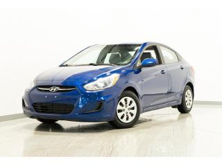 Used 2015 Hyundai Accent Auto LE A/C DEMARREUR A DISTANCE for sale in Brossard, QC
