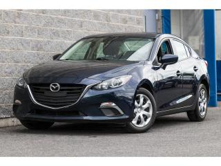 Used 2016 Mazda MAZDA3 MAN PUSH START AC BLUETOOTH BACK UP CAM for sale in Brossard, QC