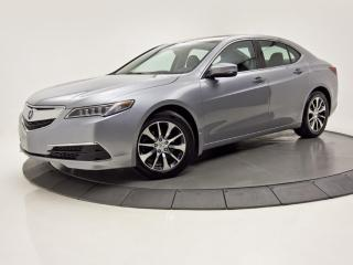 Used 2017 Acura TLX TECH GPS TOIT BACK UP CAM LANE ASSIST for sale in Brossard, QC