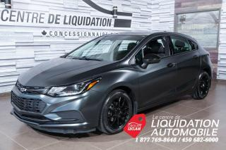 Used 2017 Chevrolet Cruze LT HATCHBACK+MAGS+HALOGEN LIGHTS LT HATCHBACK+MAGS+HALOGEN LIGHTS for sale in Laval, QC